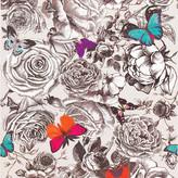 Osborne & Little - Butterfly Garden Wallpaper - W6592-01