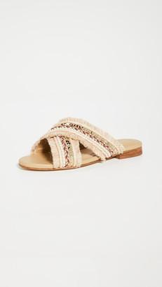 Kaanas Ibiza Crossover Sandals