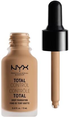 NYX Total Control Drop Foundation - Buff