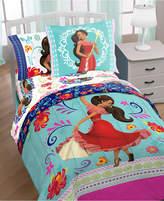 "Disney Disney's Elena of Avalor ""Dancing Script"" 7-Pc. Full Comforter Set"