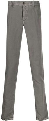 Incotex High-Rise Skinny Fit Jeans