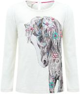 Monsoon Hettie Horse Top