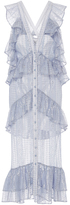 Alice McCall Melody Button Front Lace Dress