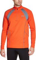 Under Armour 2015 Mens Coldgear Pullover Infrared Thermo 1/4 Zip Golf Fleece