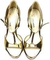John Galliano Patent leather sandals
