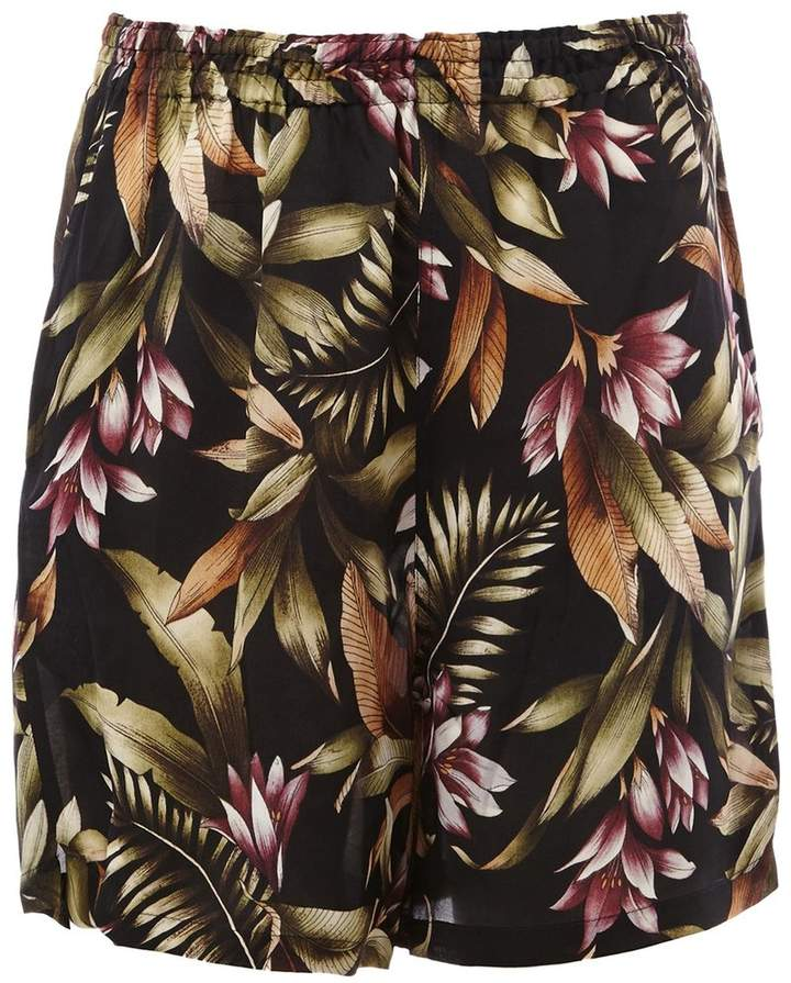Faith Connexion floral print shorts