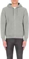 Paul Smith Zip-up cotton-jersey hoody