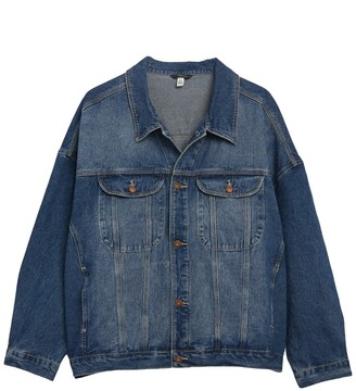 SUPPLIES BY UNION BAY Brecan Relaxed Denim Jacket (Plus Size)