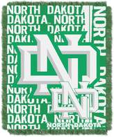 Dakota University of North Jacquard Throw Blanket by Northwest