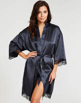 Figleaves nightwear Lana Pure Silk Robe