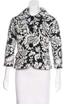 DAY Birger et Mikkelsen Patterned Evening Jacket