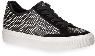 Rag & Bone RB Army Snake-Print Sneakers