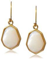 Kenneth Jay Lane Geometric Drop Earrings