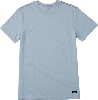 RVCA Men's Vintage DYE Label T-Shirt