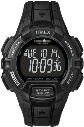 Timex Men's Ironman Rugged Sport 30-Lap Digital Chronograph Watch
