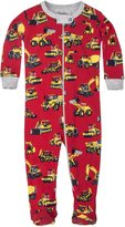Hatley Toddler Boys' Organic Cotton Footed Sleeper
