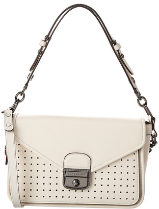 Longchamp Mademoiselle Leather Crossbody