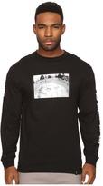 HUF X EMB Color Block Long Sleeve T-Shirt