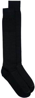 Marcoliani Milano Polka Dot Print Socks