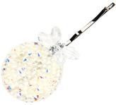 Jane Tran Large Crystal Medallion Bobby Pin