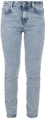 Stella McCartney Washed Skinny Jeans