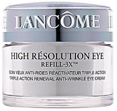 Lancôme High Resolution Eye Refill-3XTM Triple Action Renewal Anti-Wrinkle Eye Cream