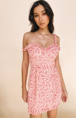 Bb Exclusive Gracie Dress Pink Floral