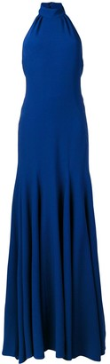 Stella McCartney Magnolia evening dress