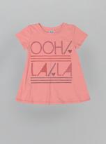 Junk Food Clothing Ooh La La-sunset Pink-s