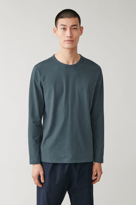 Cos Brushed Cotton Top