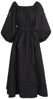 Patou Embroidered dress