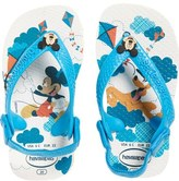 Havaianas 'Disney ® - Mickey & Pluto' Flip Flop (Baby, Walker & Toddler)