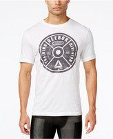 Reebok Men's Bumper Plate Graphic T-Shirt