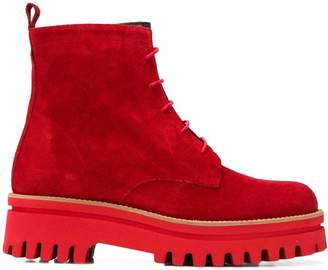 Paloma Barceló chunky sole ankle boots