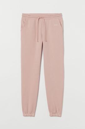 H&M Sweatpants - Orange