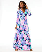 Lilly Pulitzer Martinique Tiered Maxi Dress