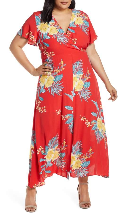 9b78eefb5e Plus Size Floral Dresses - ShopStyle