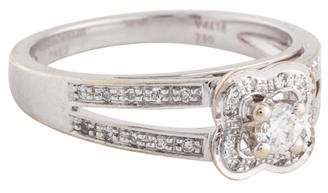 Mauboussin 18K Diamond Chance of Love N°1 Ring