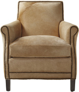 Serena & Lily Canyon Chair - Hair on Hide