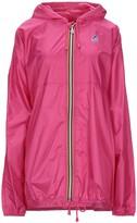 K-Way Overcoats - Item 41721843