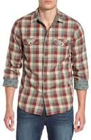 Jeremiah Men's Reversible Regular Fit Sport Shirt