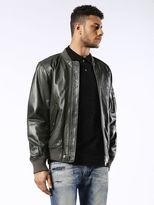 Diesel DieselTM Leather jackets 0WAGL