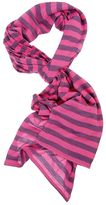 Forever 21 Striped Jersey Scarf