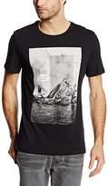 Mexx Men's T-Shirt - Black -