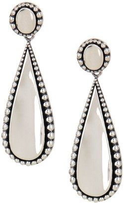 Lagos Sterling Silver Imagine Teardrop Earrings