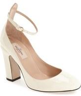 Valentino 'Tango' Ankle Strap Pump (Women)