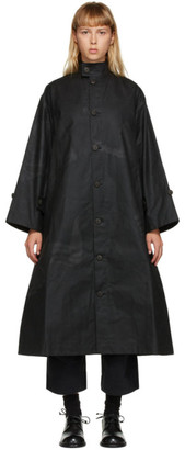 Toogood Black The Artist Coat