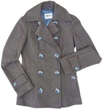 Gas Jeans Khaki Coat for Women