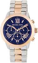 MICHAEL Michael Kors Jet Set 40mm Two-Tone Chronograph Bracelet Watch