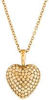 Anna Beck Textured Heart Pendant Necklace
